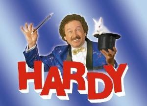 Zauberer Hardy